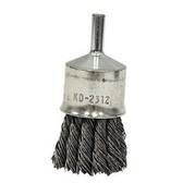 "GearWrench 2312DD 1"" Knot-Type Wire-End Brush"
