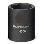 "Gearwrench 84313 Impact Socket 3/8"" Drive 12mm"