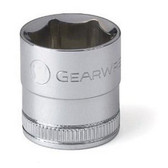 "Gearwrench 80386 3/8"" Drive 6 Point Metric Socket 18mm"