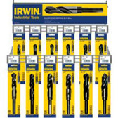 Irwin 65514 12pc Drill Bit Merchandiser