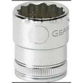 "Gearwrench 80752 1/2"" Drive 12 point Socket 17mm"