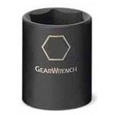 "Gearwrench 84543 Impact Socket 1/2"" Drive 32mm"