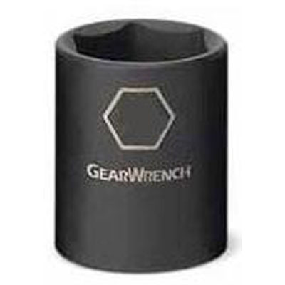 "Gearwrench 84517D Impact Socket 1/2"" Drive 1-7/16"""