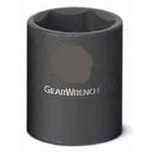 "Gearwrench 84844D Impact Socket 3/4"" Drive 33mm"