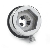 "Gearwrench 82802D Large Hex Die Adapter - 1/2"" Drive"