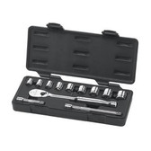 "Gearwrench 80556 12 piece 3/8"" Drive SAE Socket Set"
