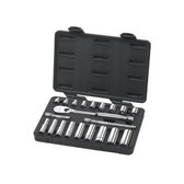 "Gearwrench 80557 21 piece 3/8"" Drive SAE Socket Set"