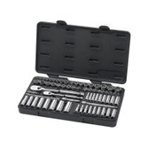 "Gearwrench 83000 68 piece Socket Set 1/4""& 3/8"" SAE/Metric"
