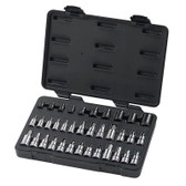 Gearwrench 80726 36 piece Master Torx Set with Hex Bit Sockets