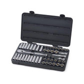 "Gearwrench 80700D 49 piece 1/2"" Drive 6 Point Socket Set"