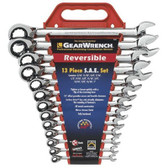 Gearwrench 9509N 13 piece SAE Reversible Set