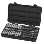 "Gearwrench 80701 49 piece 1/2"" Drive 12 point Socket Set"