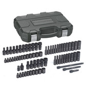 """Gearwrench 84903 Impact Socket Set 71 piece 1/4"""" Drive SAE/mm"""