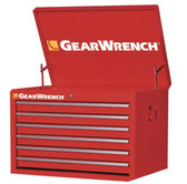 Gearwrench 83124BU 6 Drawer Chest Blue
