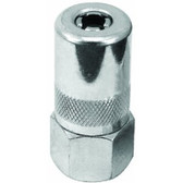 "Lumax LX-1401 Grease Coupler w/Hex 1/8"" NPT"