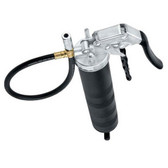 "Lumax LX-1152 Pistol Grip Grease Gun w/18"" Flex Hose"