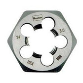 Irwin 8565 22.0M-1.50M High Carbon Steel Hex Die
