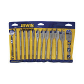 "Irwin 88894 Speedbor Wood Boring Bit Set, 6"" - 13 Piece"