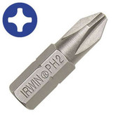 Irwin 92007 #1 Phillips Insert Bit-Reduced