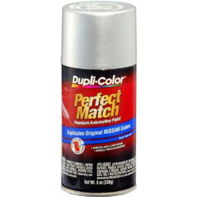 Duplicolor BNS0601 Perfect Match Touch-Up Paint Silver