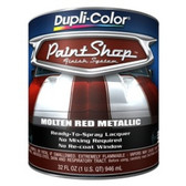 Duplicolor BSP212 Paint Shop Molten Red Metallic