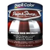 Duplicolor BSP212 Paint Shop Molten Red Metallic