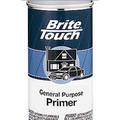 Duplicolor BT51 Brite Touch Automotive & General Purpose Primers Red Oxide Primer 10 Oz. Aerosol
