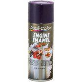 Duplicolor DE1640 Engine Enamel Paint, Plum Purple, 12 Oz Can