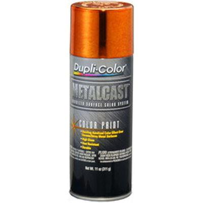 Duplicolor MC205 Metalcast Orange Anodized 11 Oz. Aerosol