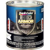 Duplicolor BAQ2010 Bed Armor - DIY Truck Bed Liner with Kevlar, Quart