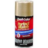 Duplicolor BCC0383 Duplicolor Perfect Match Touch-Up Paint Ligh Champagne