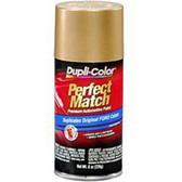 Duplicolor BFM0351 Perfect Match Touch-Up Paint Sunburst Gold