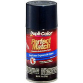 Duplicolor BGM0500 Perfect Match Automotive Paint, GM Dark Ming Blue Metallic, 8 Oz Aerosol Can