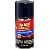 Duplicolor BGM0500 Perfect Match Automotive Paint, GM Dark Ming Blue Metallic, 8 Oz Aerosol Can