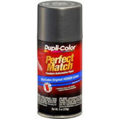 Duplicolor BHA0928 Perfect Match Touch-Up Paint Graphite Gray