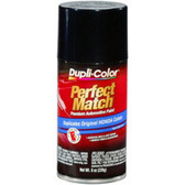 Duplicolor BHA0982 Perfect Match Automotive Paint, Honda Nighthawk Black Pearl, 8 Oz Aerosol Can