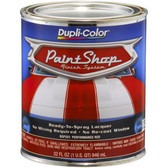 Duplicolor BSP203 Paint Shop Finish System Performance Red 32 Oz. Quart