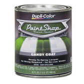 Duplicolor BSP304 Paint Shop - Candy Apple Green -32 Oz.