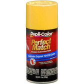 Duplicolor BTY1517 Perfect Match Touch-Up Paint Yellow