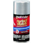 Duplicolor BVW2039 Perfect Match Automotive Paint, Volkswagen Reflex Silver Metallic, 8 Oz Aerosol Can