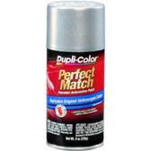 Duplicolor BVW2039 Perfect Match Automotive Paint, Volkswagen Reflex Silver Metallic, 8 Oz Aerosol Can