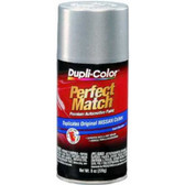 Duplicolor BNS0598 Perfect Match Automotive Paint, Nissan Silver Mist Metallic, 8 Oz Aerosol Can