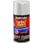 Duplicolor BTY1579 Perfect Match Touch-Up Paint Platinum Silver