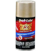 Duplicolor BTY1610 Perfect Match Automotive Paint, Toyota Desert Sand Mica, 8 Oz Aerosol Can