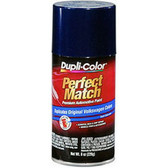 Duplicolor BVW2043 Perfect Match Automotive Paint, Volkswagen Indigo Blue, 8 Oz Aerosol Can