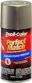 Duplicolor BFM0352 Perfect Match Automotive Paint, Ford Mineral Gray Metallic, 8 Oz Aerosol Can