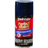 Duplicolor BGM0541 Perfect Match Touch-Up Paint Dark Blue
