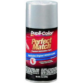 Duplicolor BHA0971 Perfect Match Automotive Paint, Honda Satin Silver Metallic, 8 Oz Aerosol Can