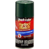 Duplicolor BTY1603 Perfect Match Automotive Paint, Toyota Dark Green Mica, 8 Oz Aerosol Can