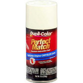 Duplicolor BCC0407 Perfect Match Automotive Paint, Chrysler Stone White, 8 Oz Aerosol Can